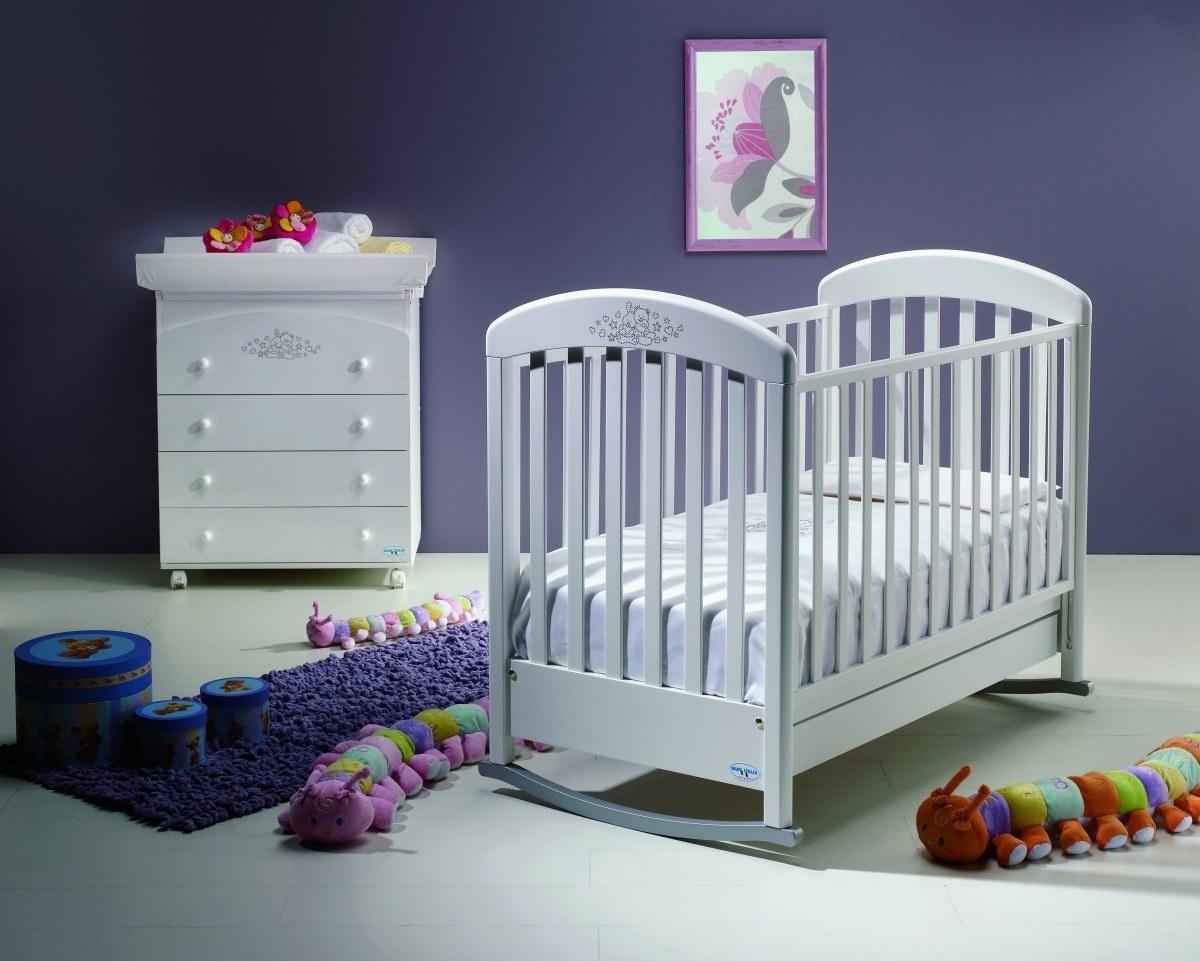 Фото белые кроватки для детей