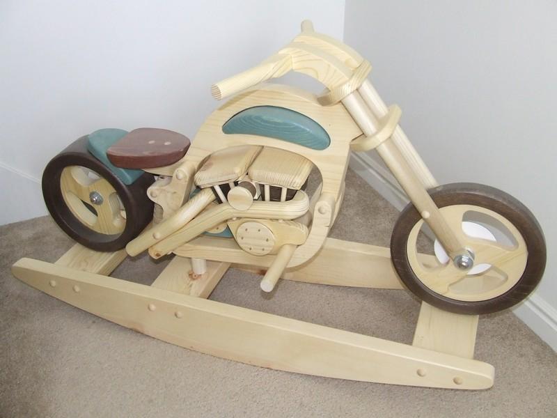 Сделать детский мотоцикл своими руками 212