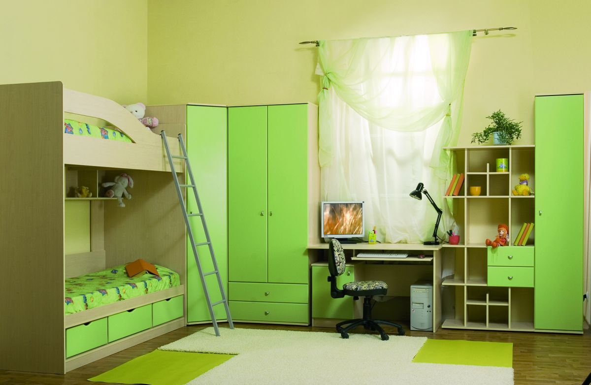 Детские мебель для детей фото