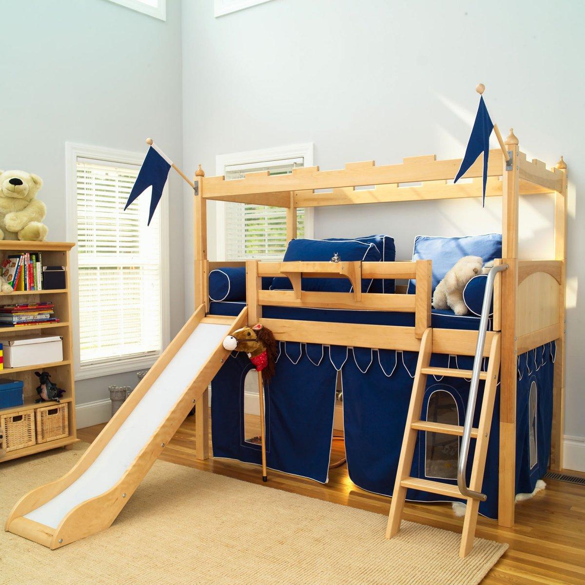 Детскую кровать сделать фото