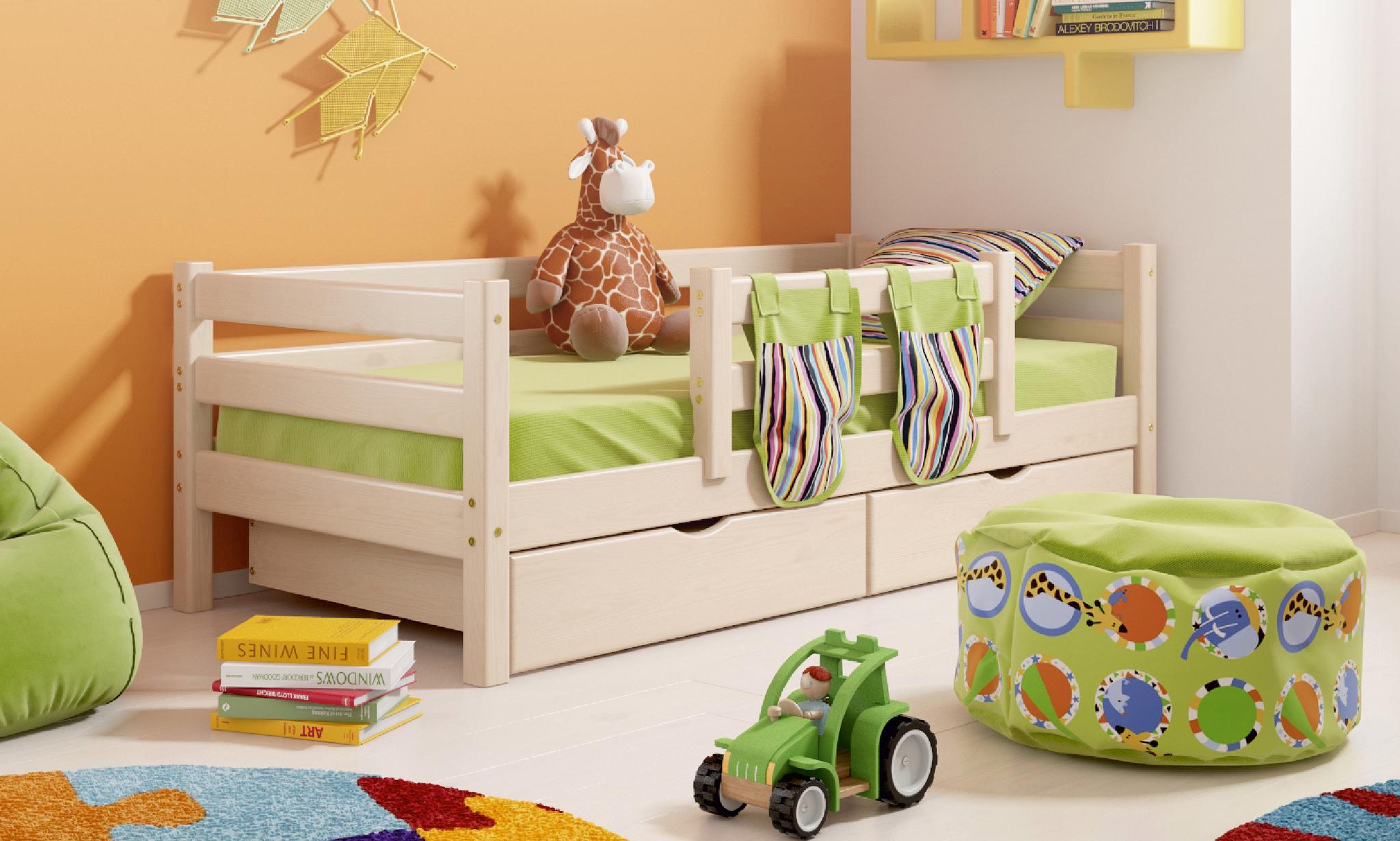 детская кровать с ящиками 78 фото односпальные кровати с местом