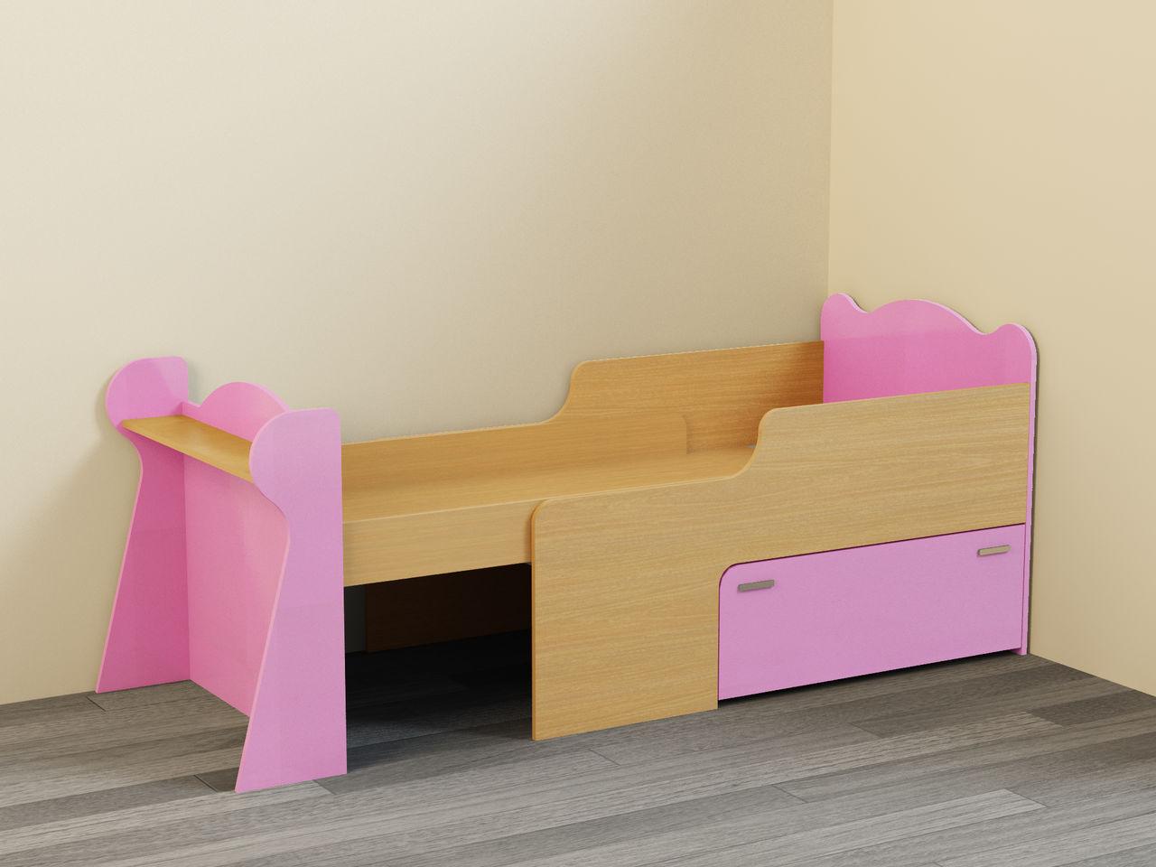 Фото раздвижных кроватей для детей