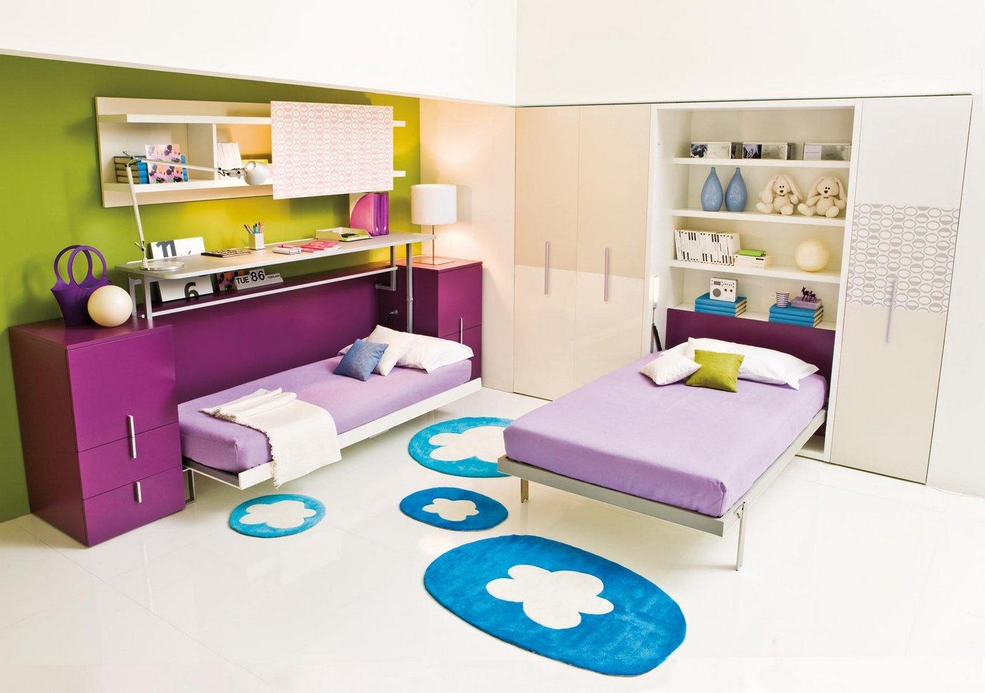 данной программой кровать трансформер для детской комнаты для