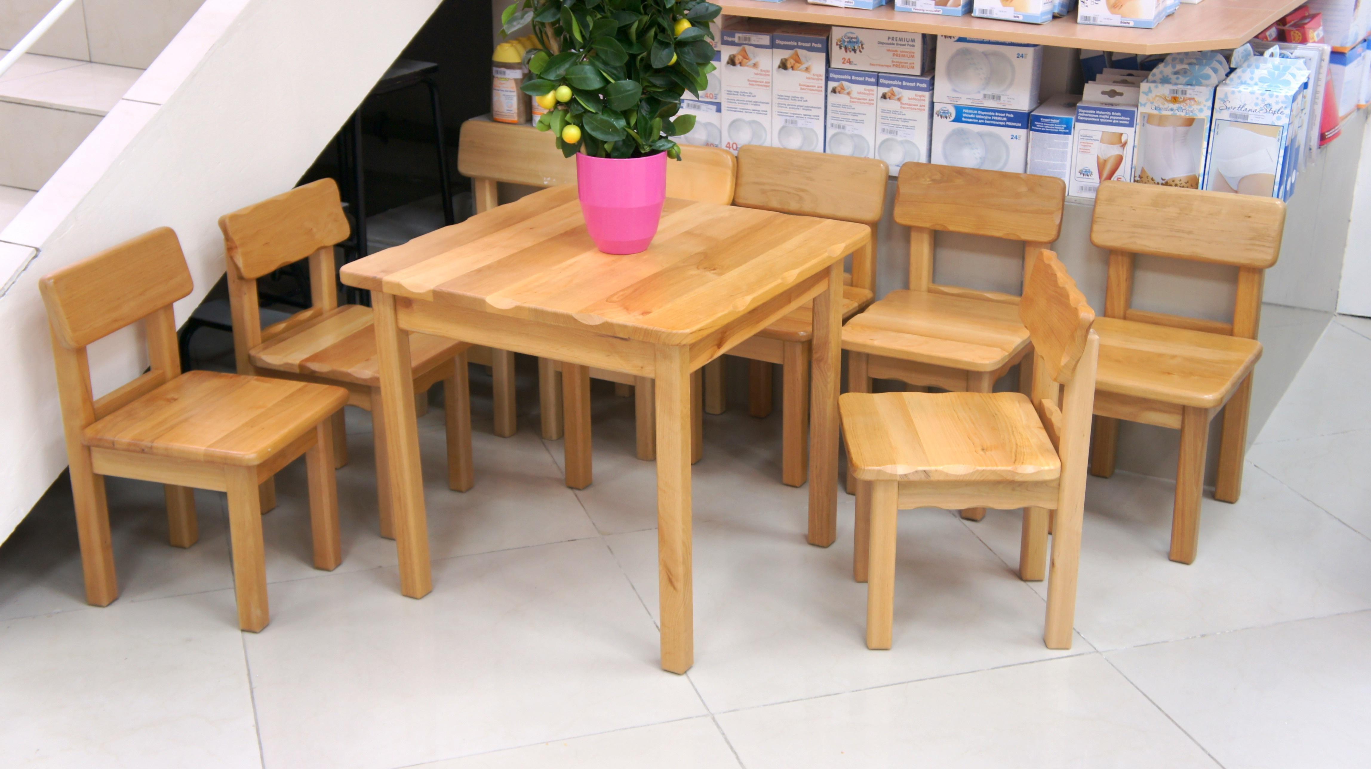 Верес дерев'яний столик столи дерев'яні столи столова група .