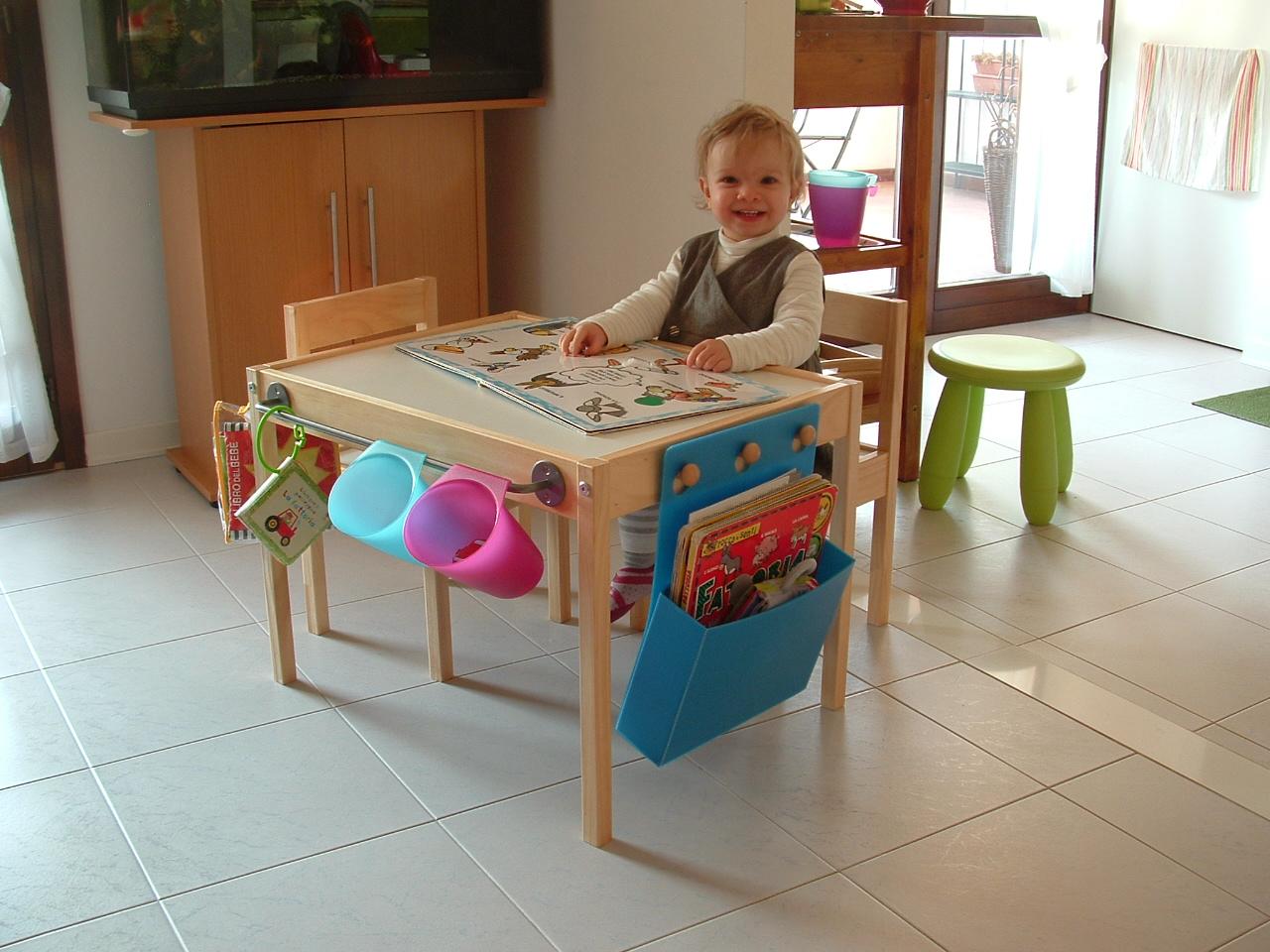 Как сделать детский столик своими руками фото