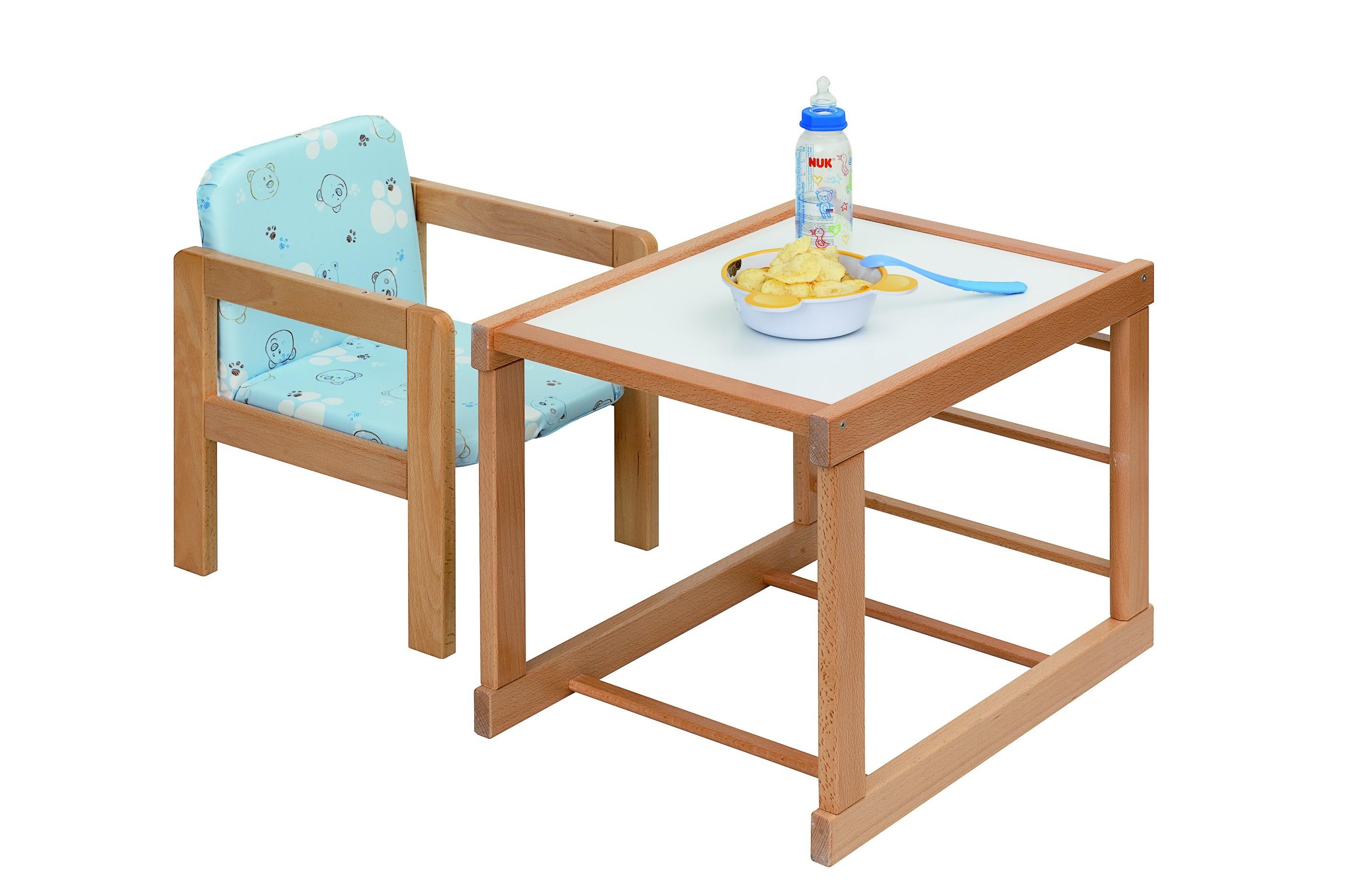 Деревянный стульчик для кормления своими руками