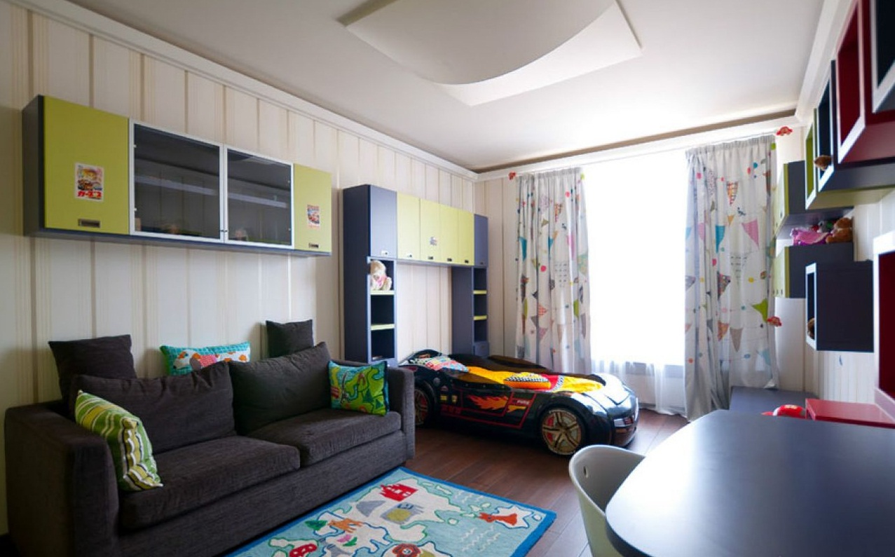 диван в детскую комнату для мальчика 56 фото малогабаритный