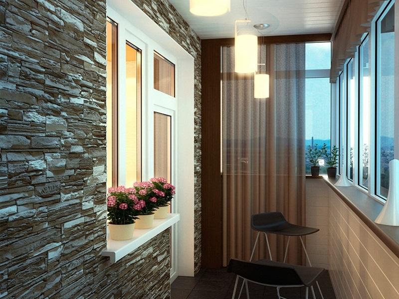 Дизайн и ремонт балкона или лоджии 100 актуальных идей