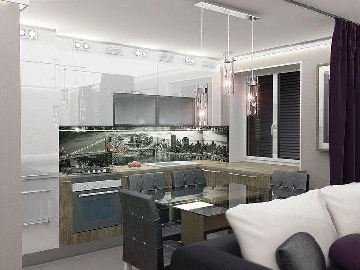 ленинградке фото в интерьер кухня