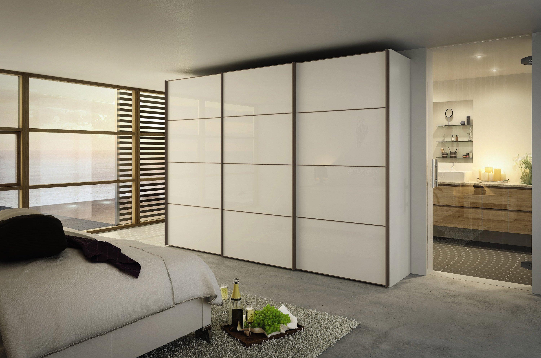 Дизайн белых шкафов купе