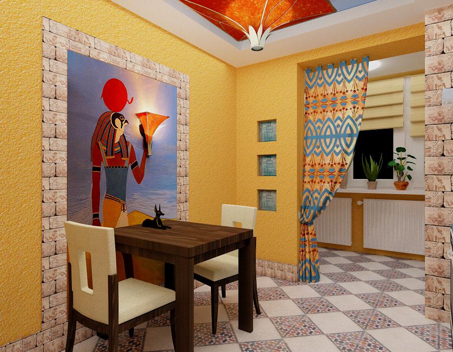 Ремонт стен кухни своими руками с фото