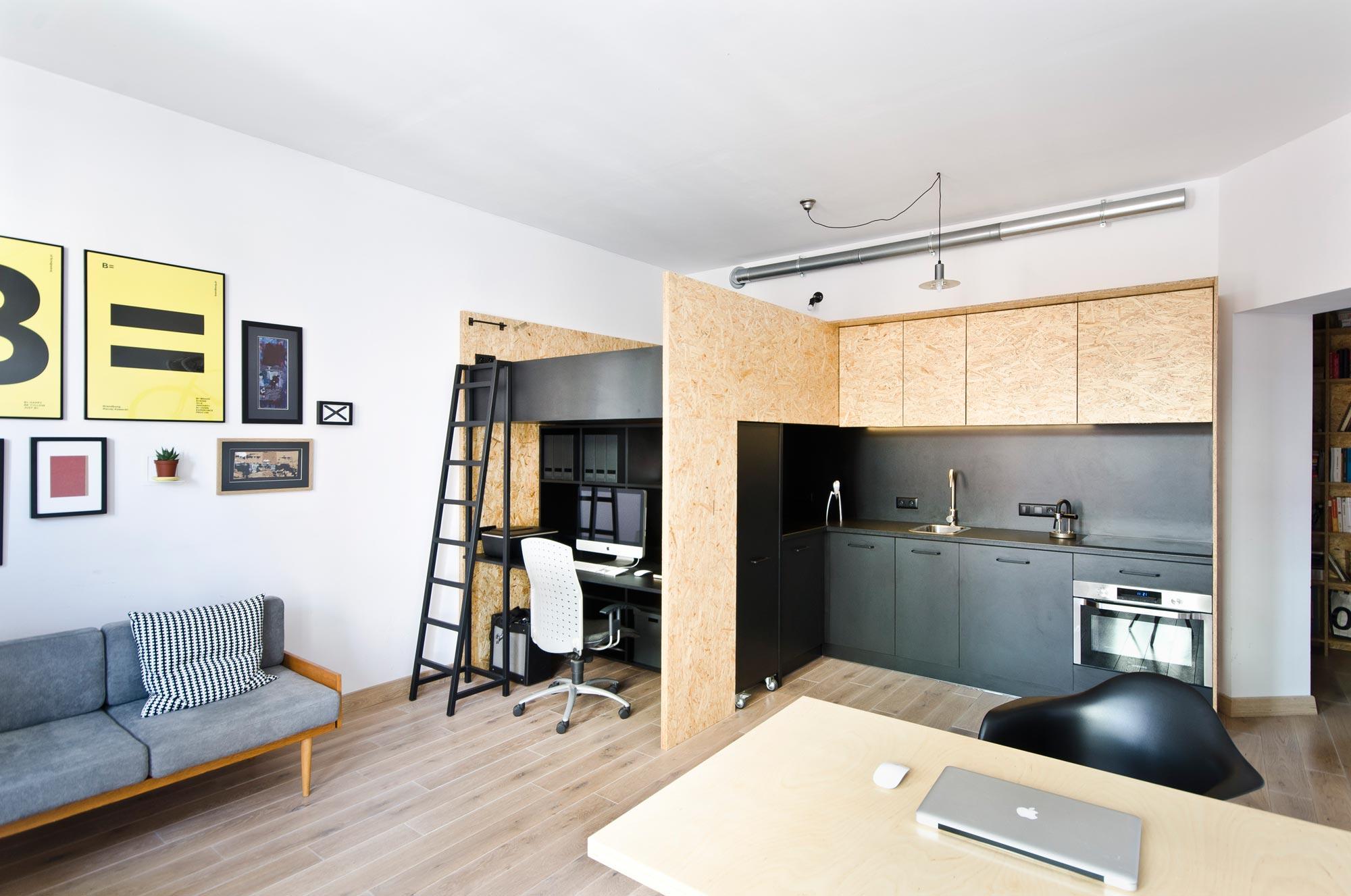 дизайн однокомнатной квартиры 37 кв.м с ребенком фото
