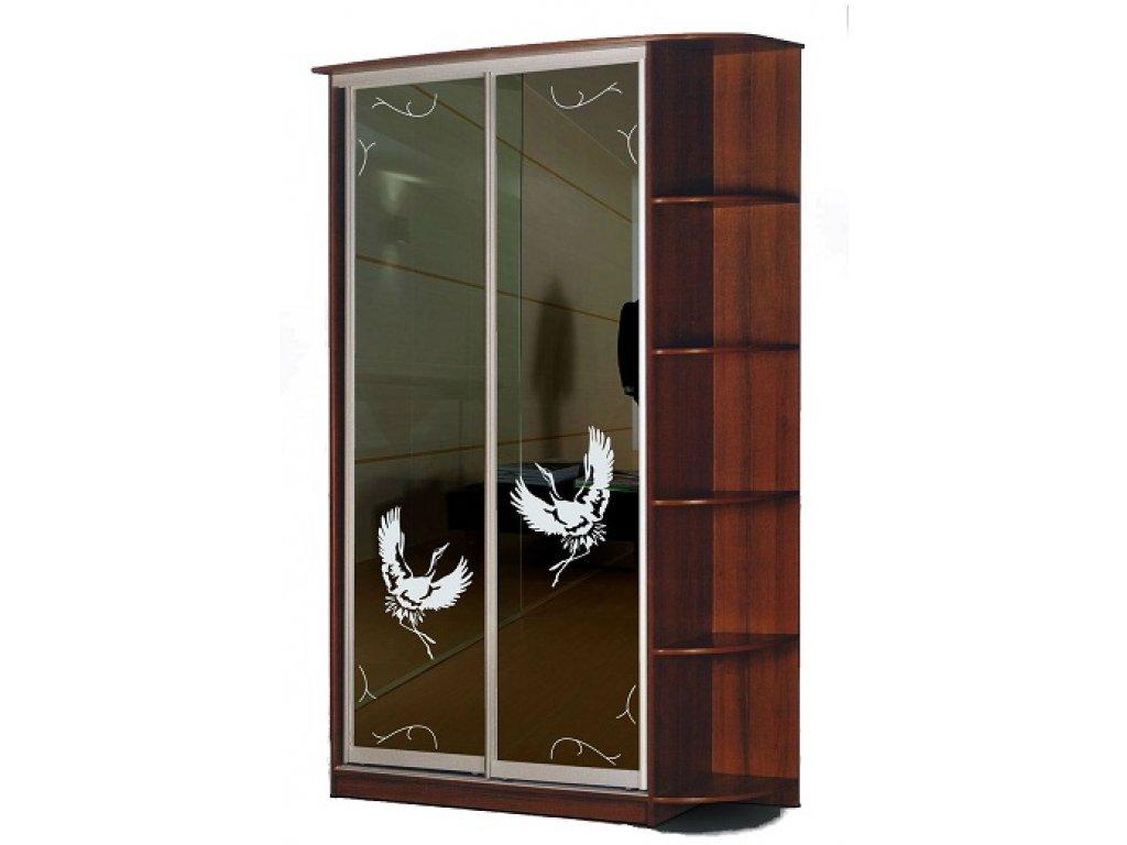 Купить шкаф-купе стайл - 2.4 в интернет-магазине don rossi в.