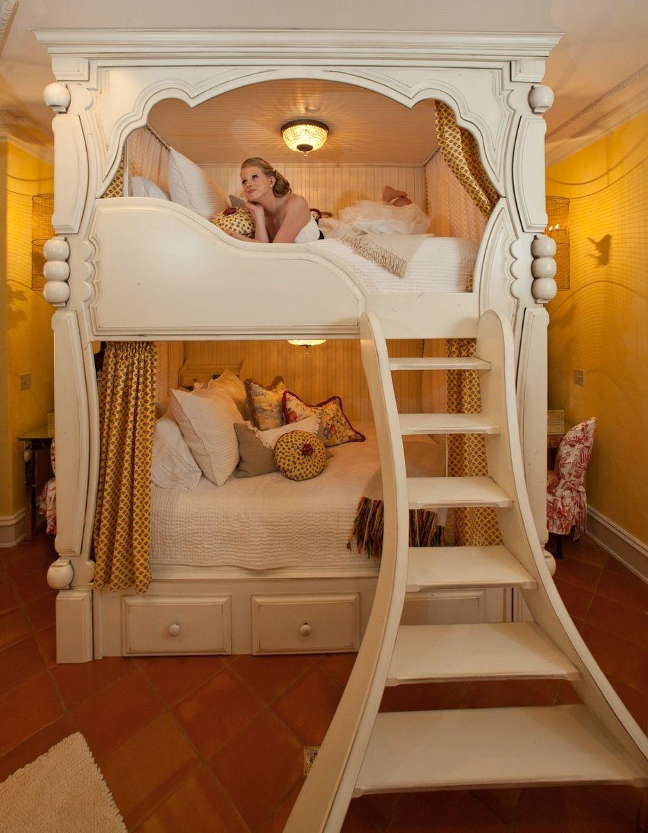 Сделать кровать своими руками для двоих детей