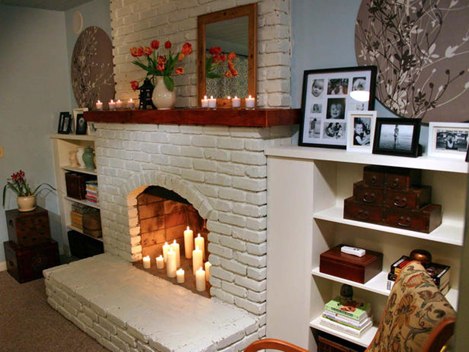Download how to decorate fireplace monstermathclub.com.