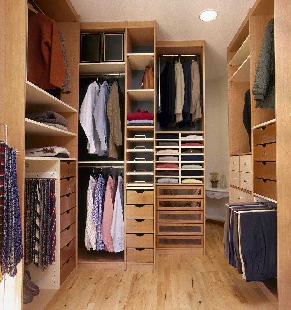 Идеи гардеробной в спальне варианты