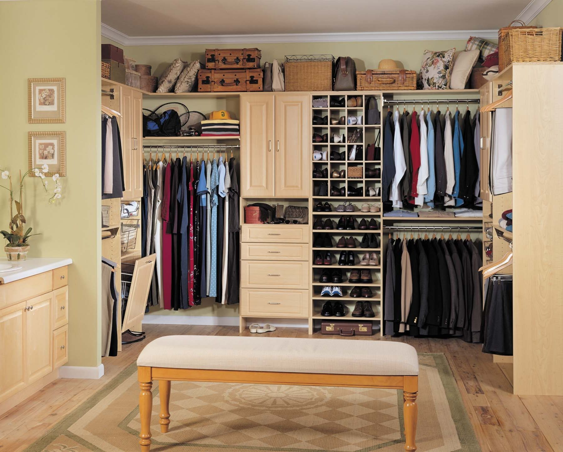 Сделать гардеробную из комнаты своими руками фото 188