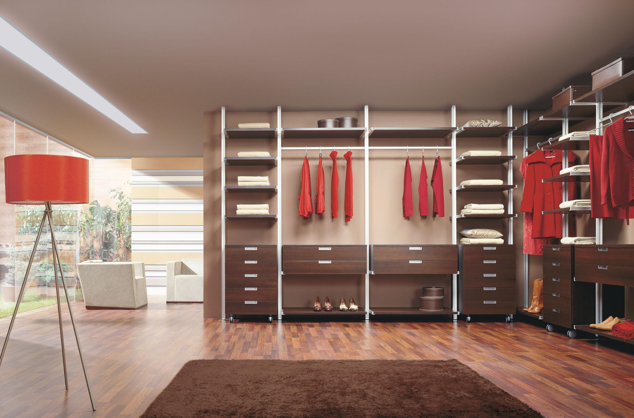 Мебель для гардеробной.