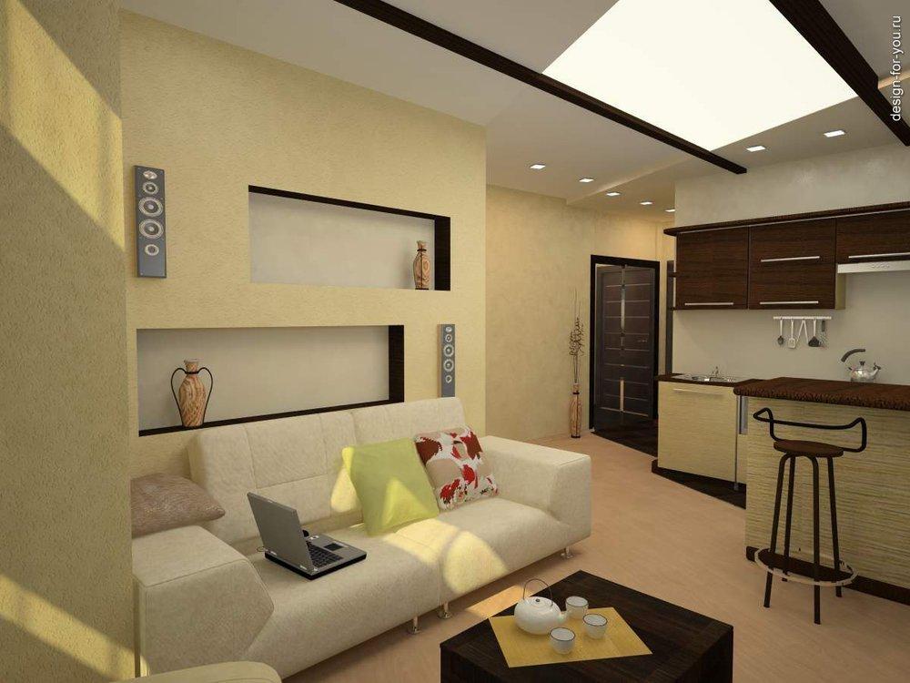 студии квартиры дизайн фото