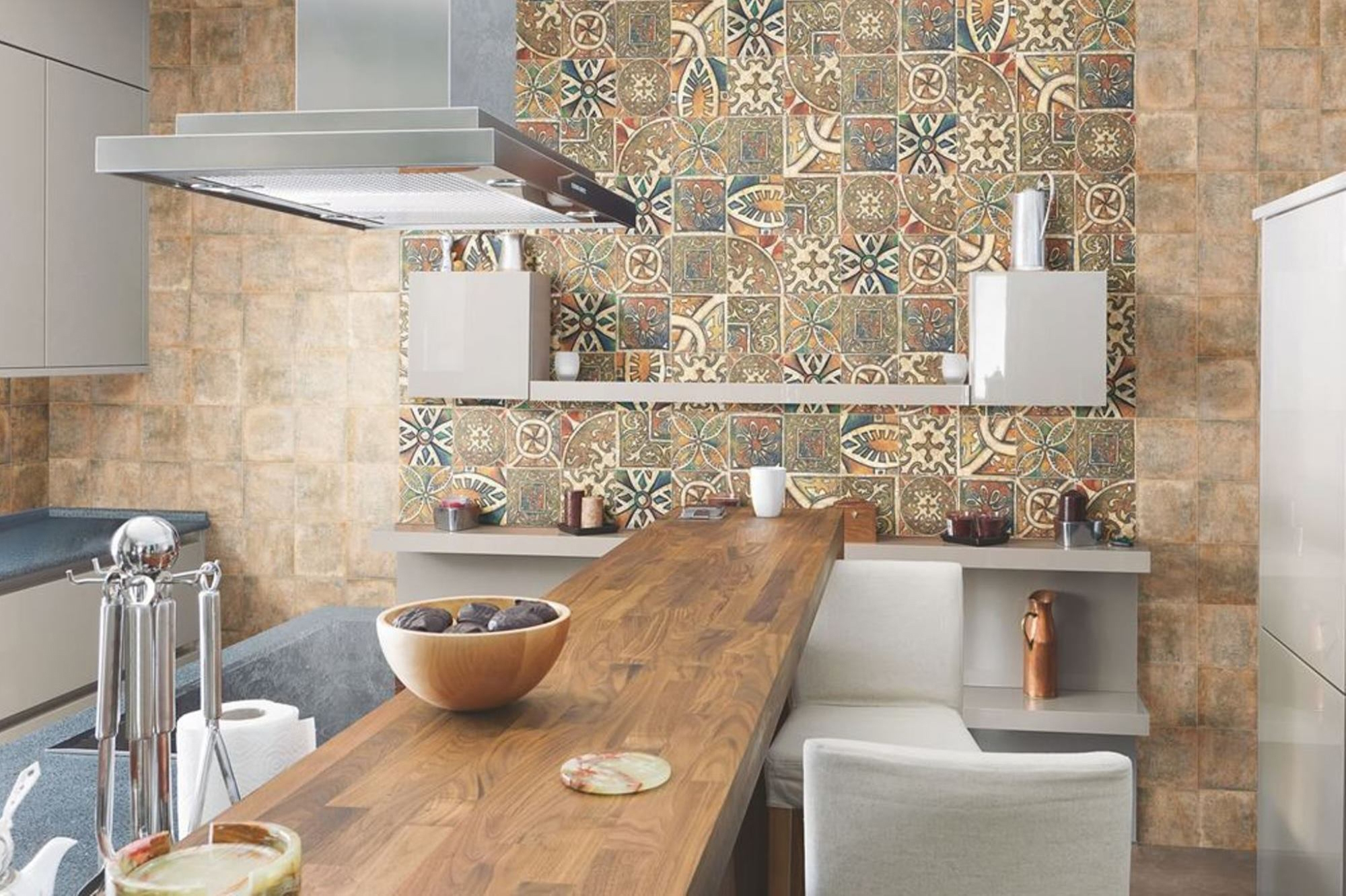 кафельная плитка для кухни фото