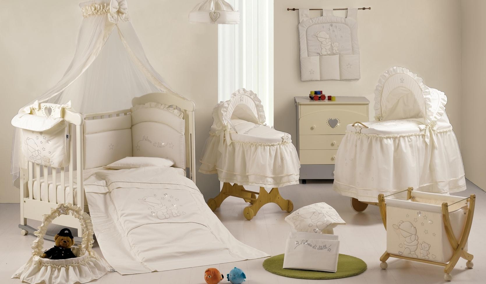 059178ce7 Итальянские кроватки для новорожденных: детские кровати из Италии ...