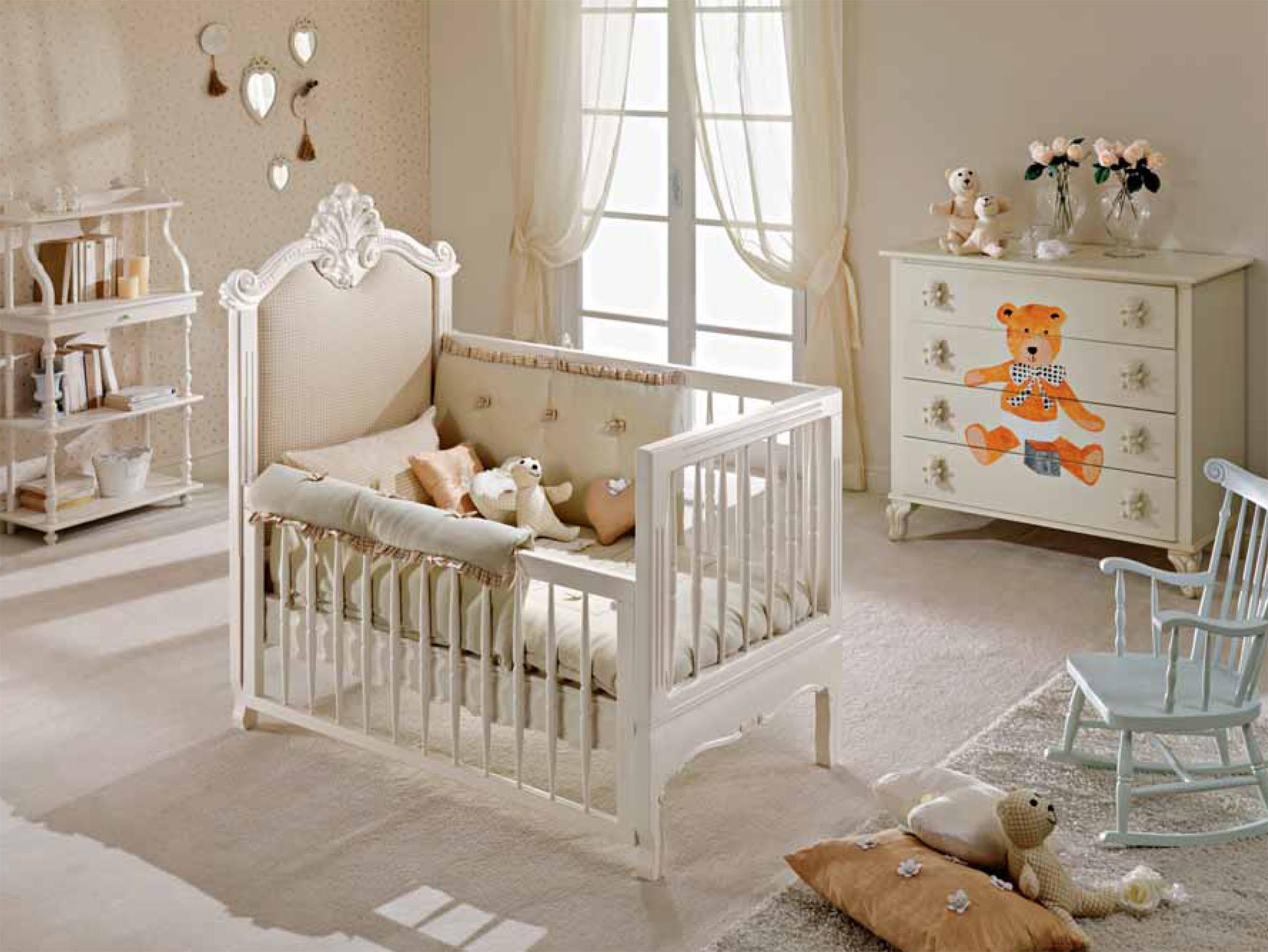ece22b347 Итальянские кроватки для новорожденных: детские кровати из Италии фирмы Pali