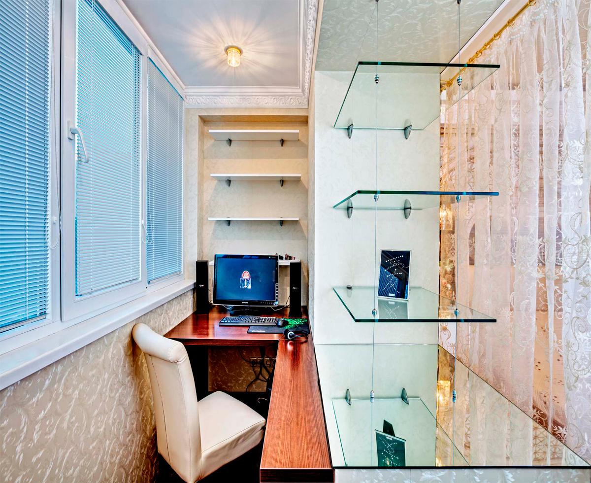 Хотите присоединить балкон или лоджию - мы знаем как!.
