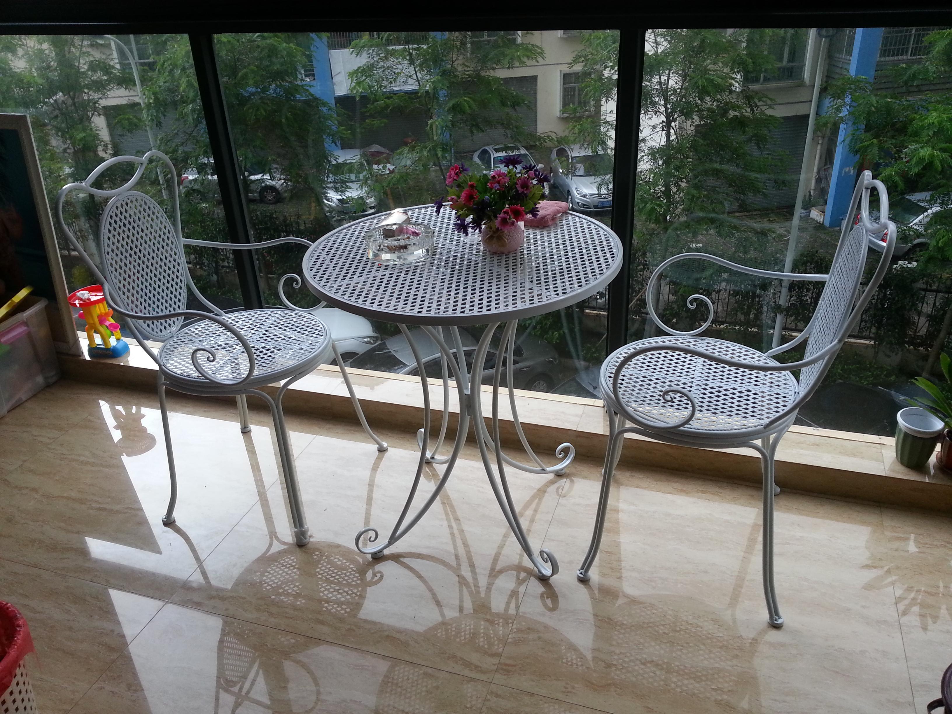"""Стол со стульями на балкон."""" - карточка пользователя kolia.g."""