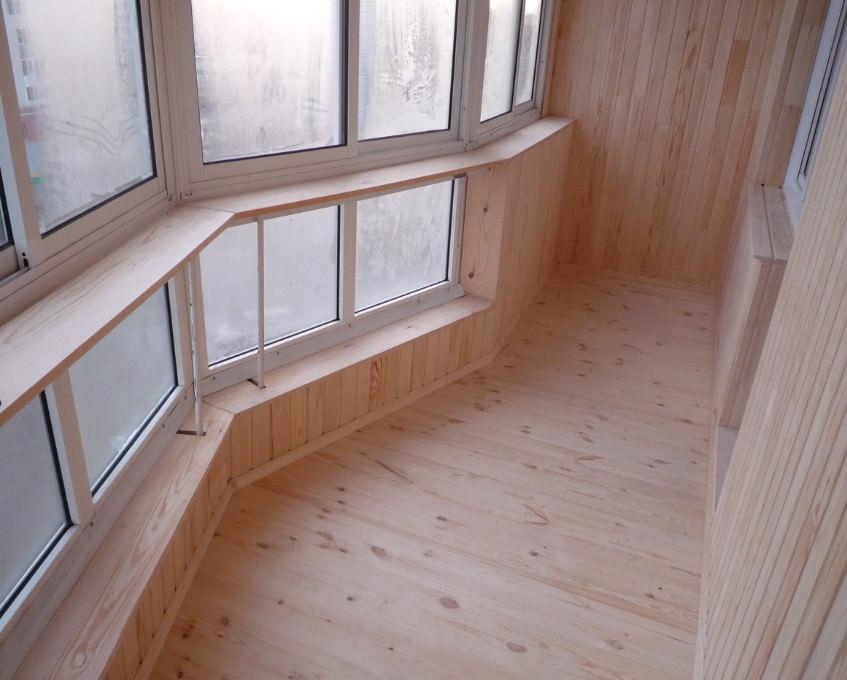 Балкон своими руками - материалы, фото-идеи.