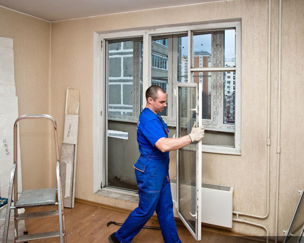Правила установки пластиковых окон.