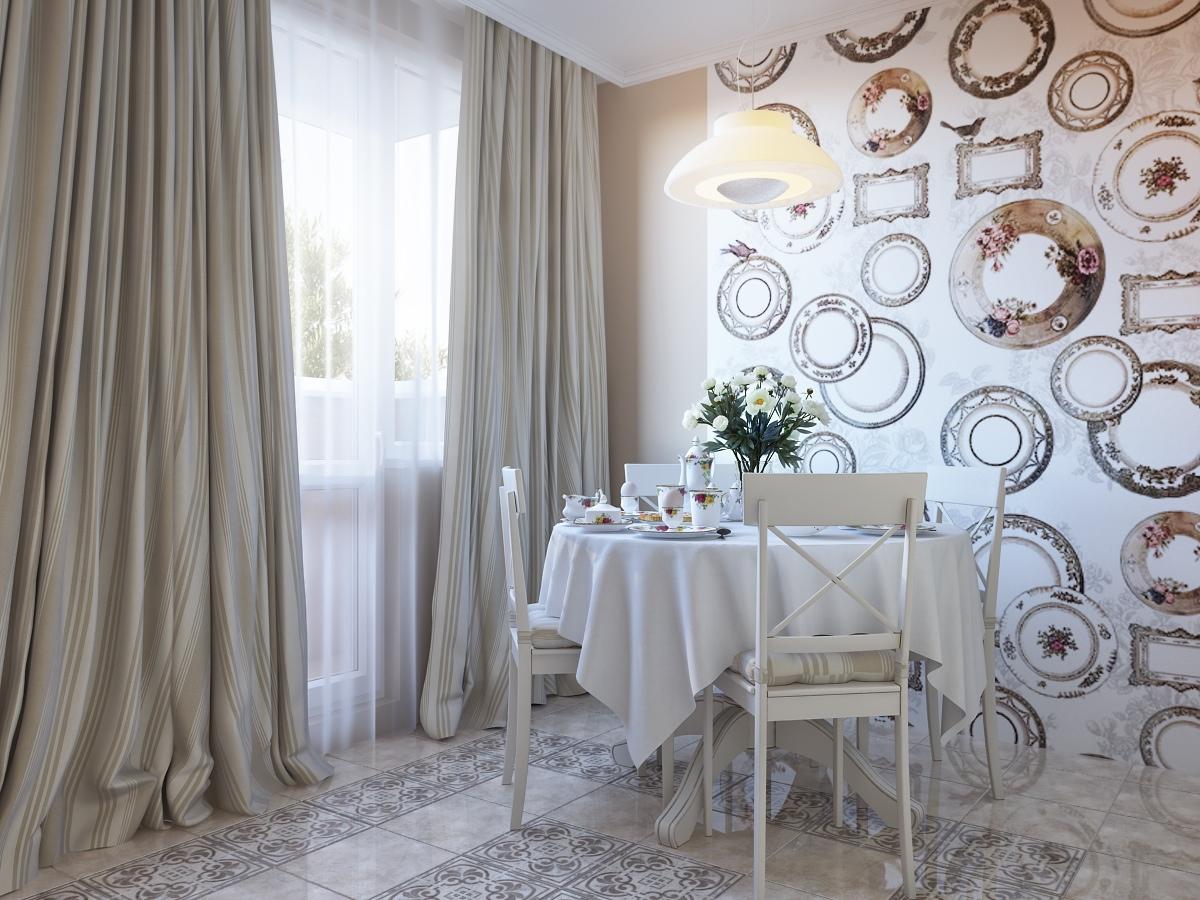 Дизайн стен на кухне фото 2015 современные идеи