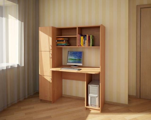 Компьютерный стол для школьника (30 фото): уголки для 6 лет .