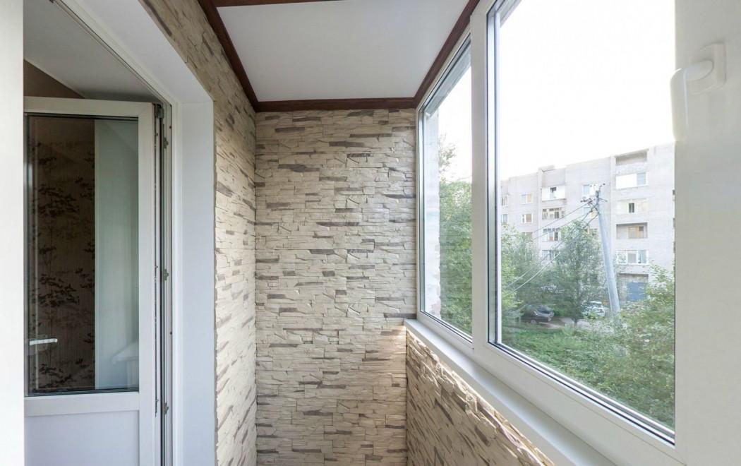 Внутренняя отделка балкона фото своими руками 26
