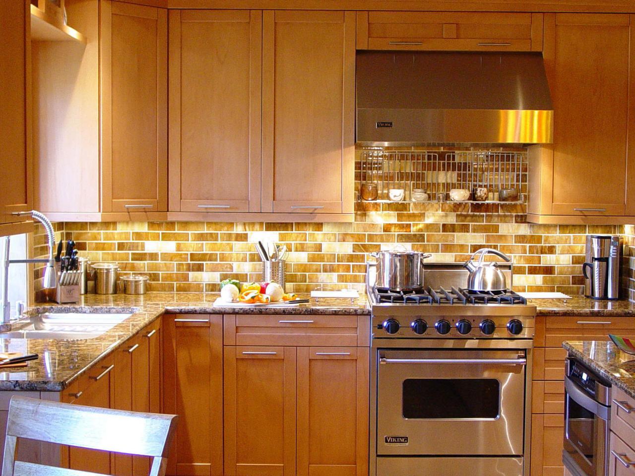 Дизайн кухонного фартука