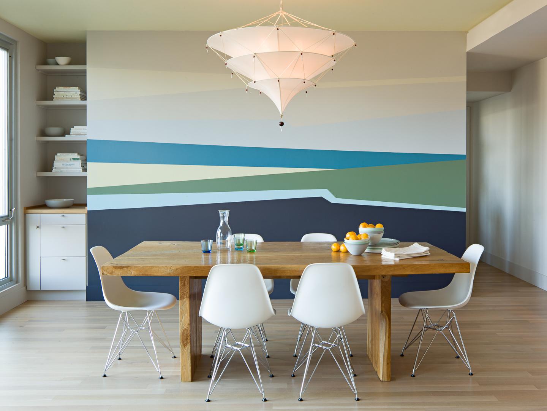 Стены под покраску в интерьере фото кухни