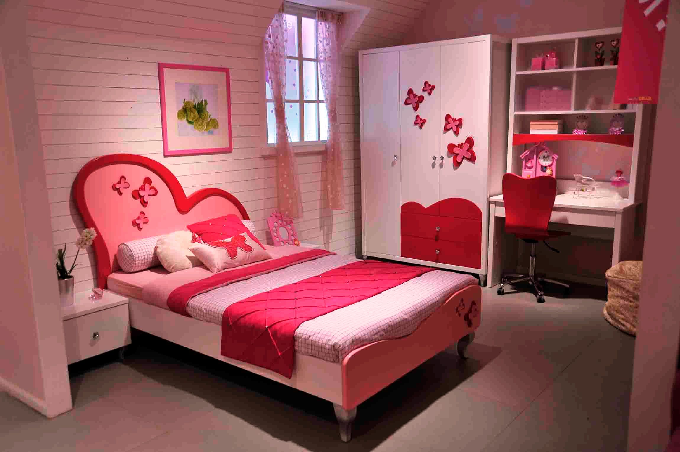 Как сделать красивую спальню для подростка