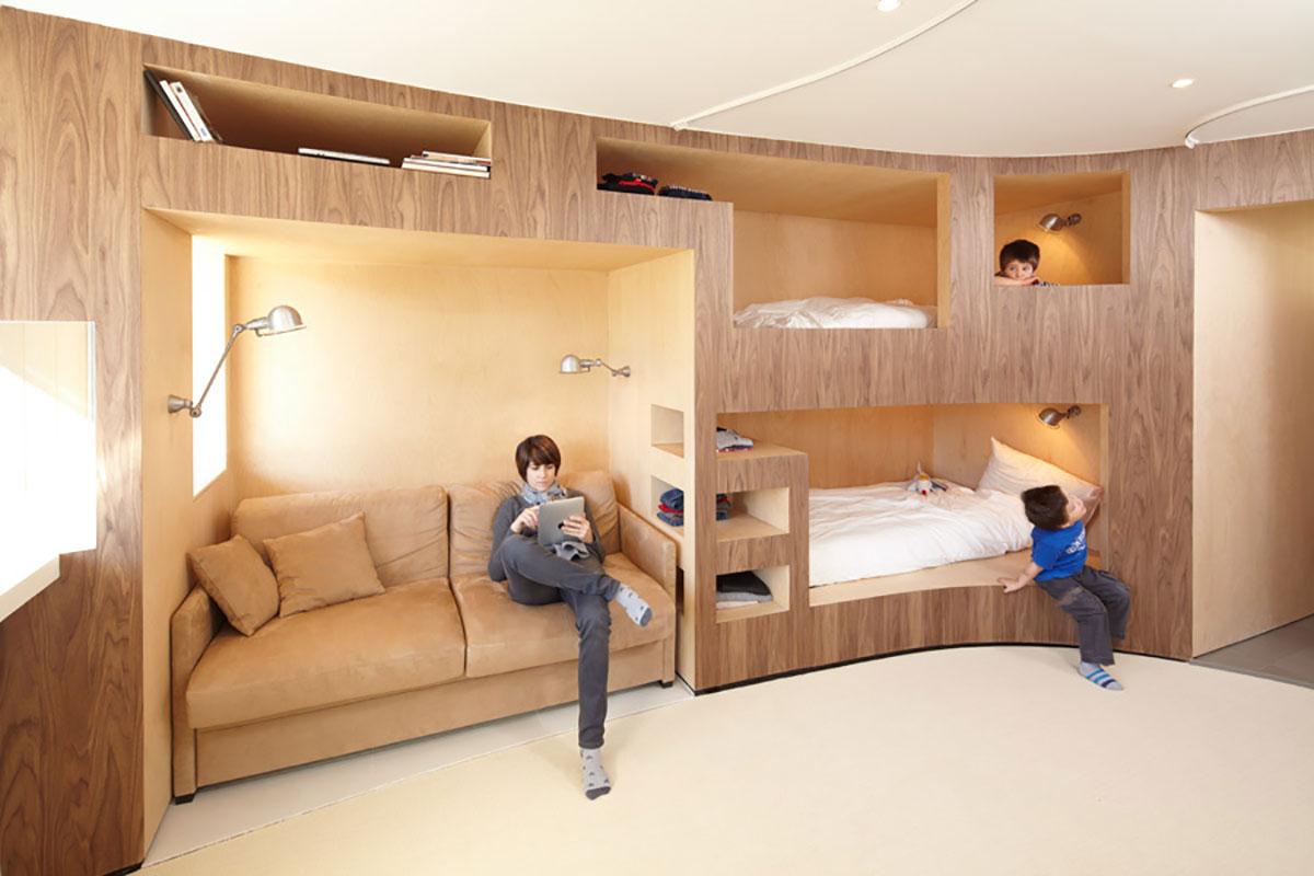 Как сделать перестановку в маленькой комнате с детской кроваткой