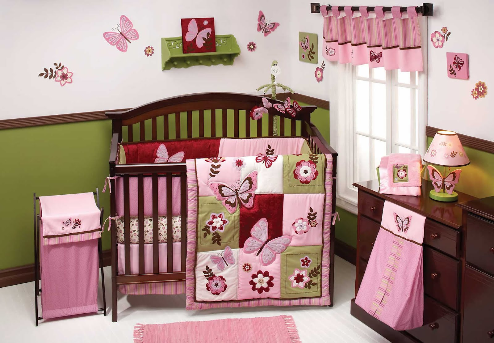Украшения для детского кроватки своими руками