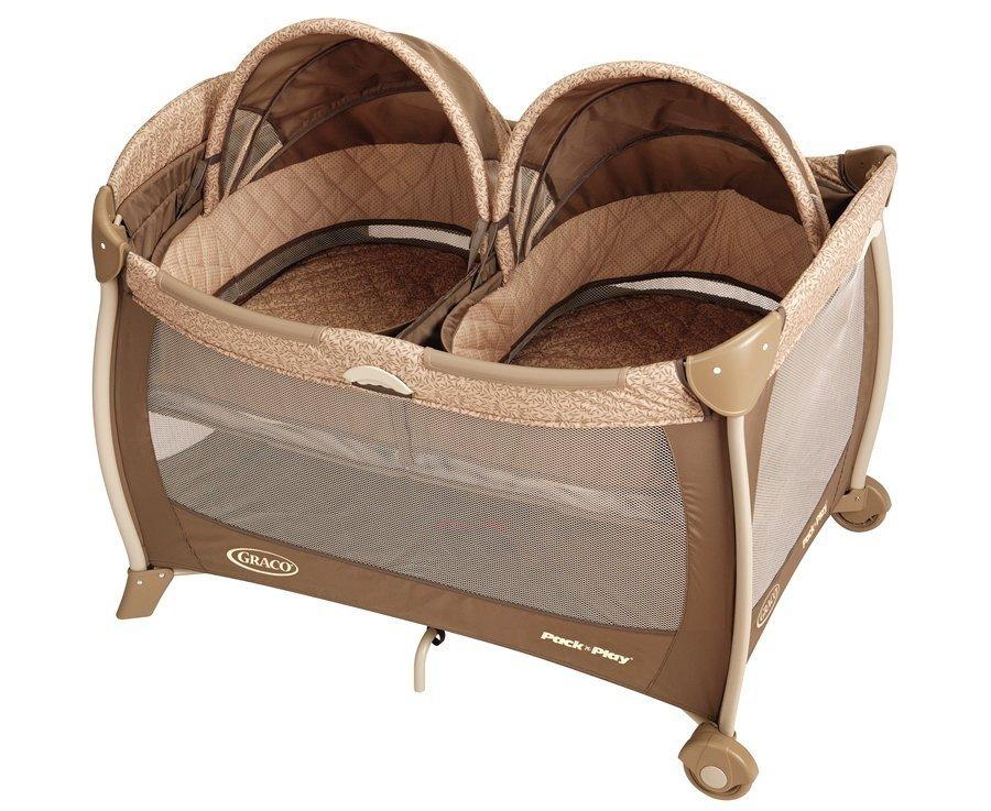 кроватки для двойни. фото