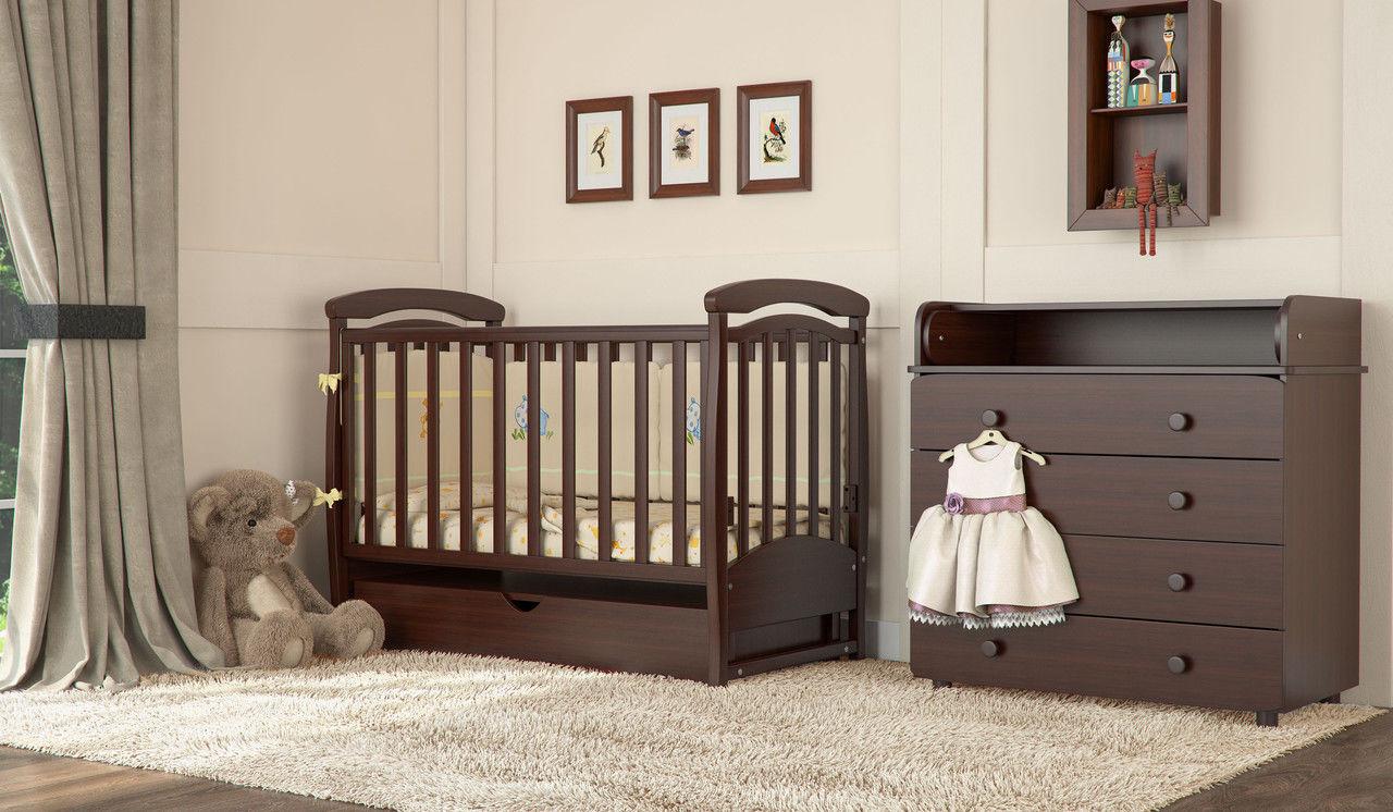 Размеры детских кроваток для новорожденных — выбираем свой