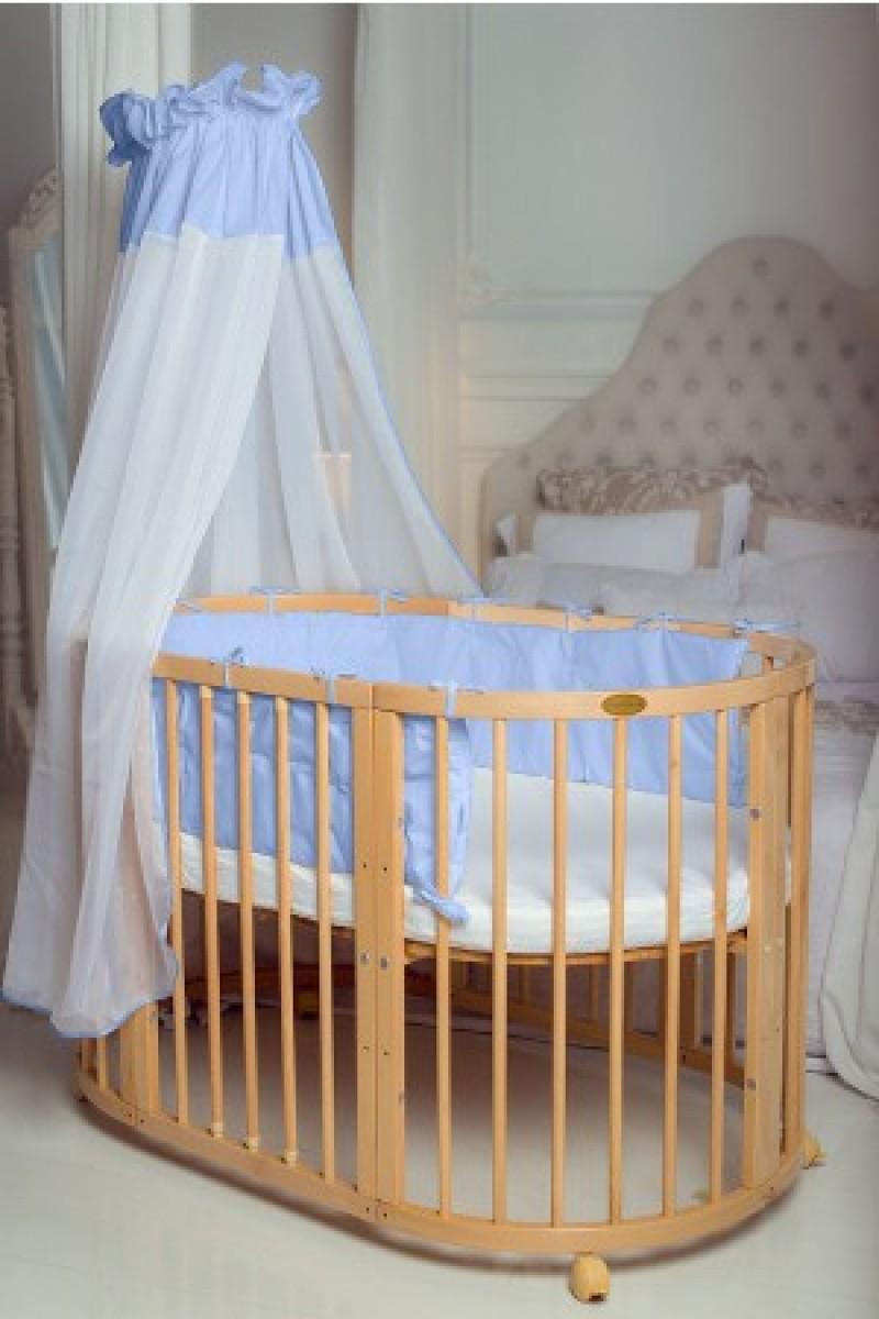 По способу оформления и функциональной наполненности, детские кроватки можно подразделить на несколько типов:.