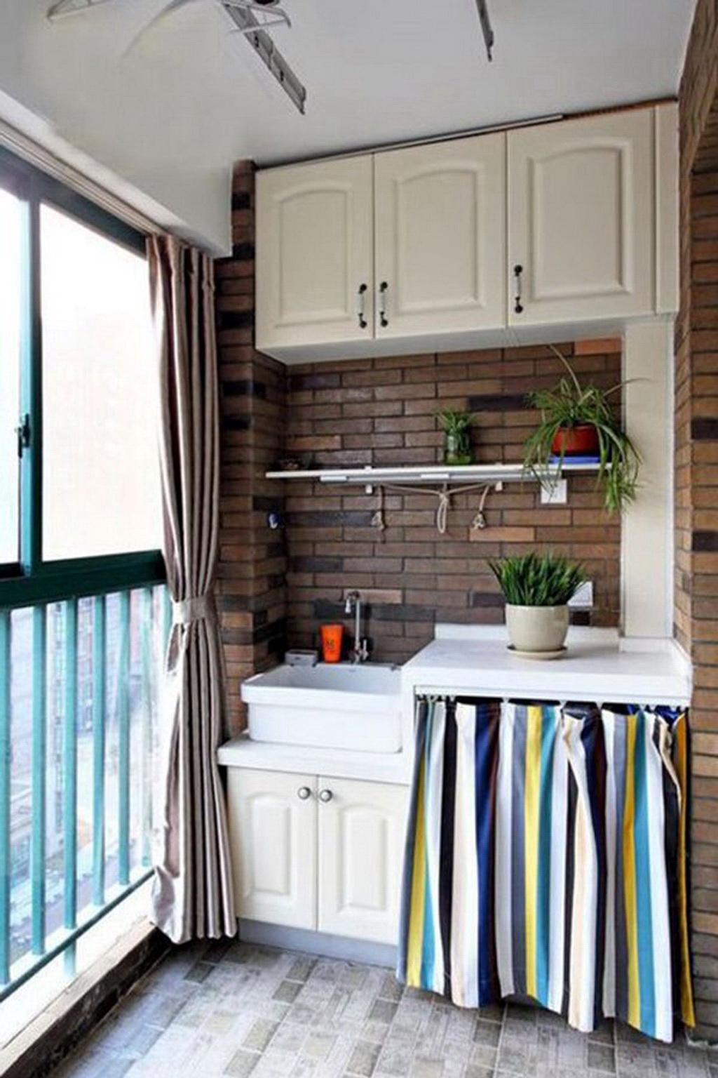 Дизайн балкона в санкт-петербурге, варианты, цены, материал.