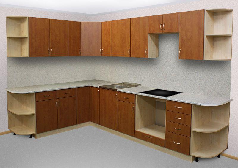 Кухонная мебель угловая своими руками