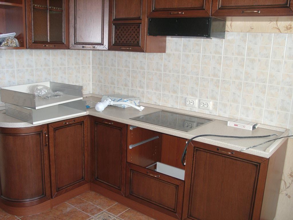 Отремонтировала кухню своими руками 47