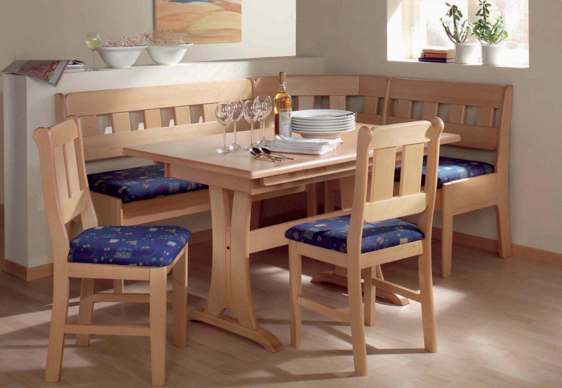 Как сделать кухонный уголок из стульев