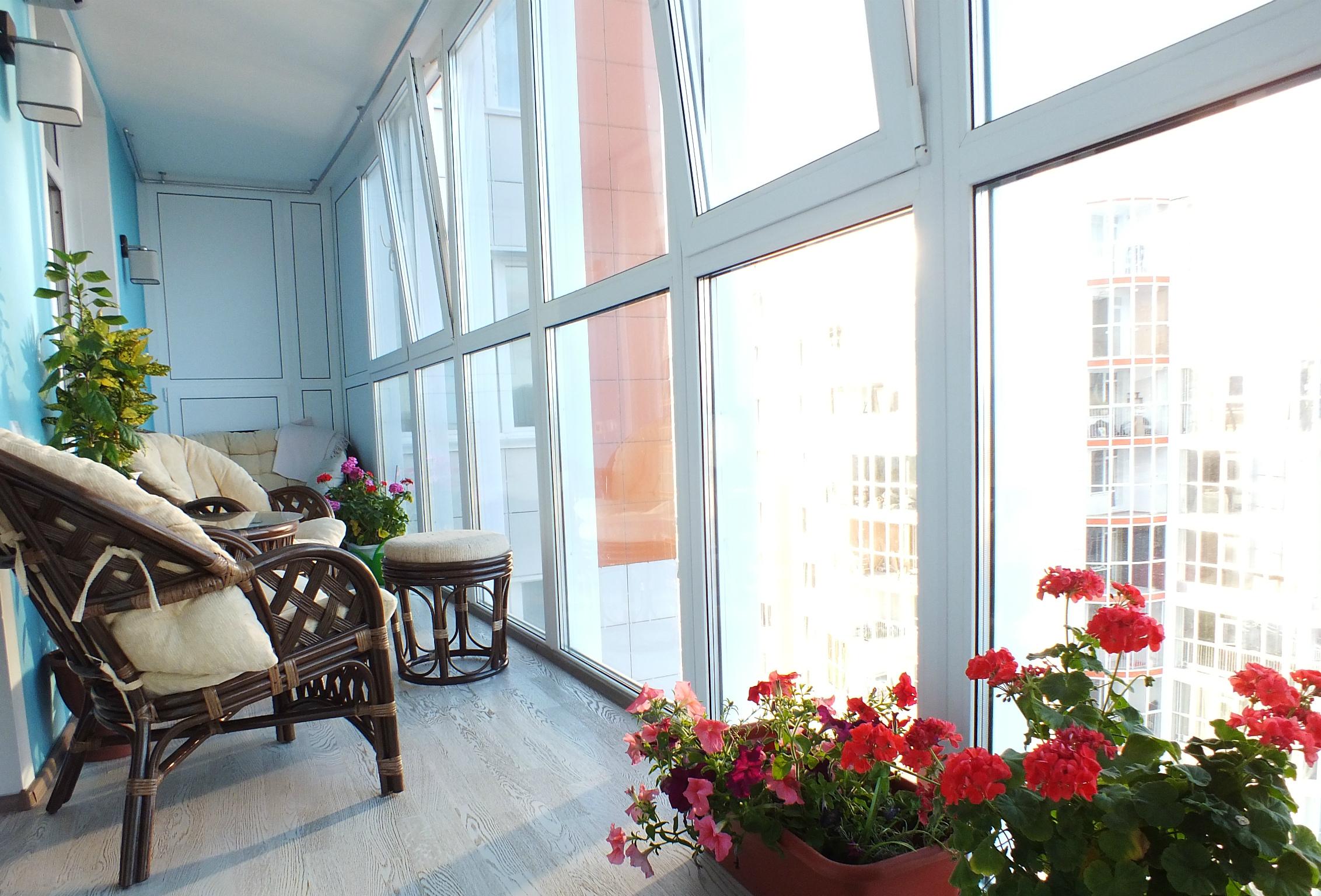 Теплый балкон. советы по созданию теплого балкона.