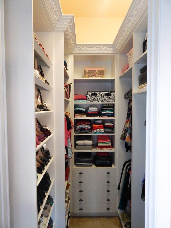 Картинки по запросу Как обустроить маленькую гардеробную