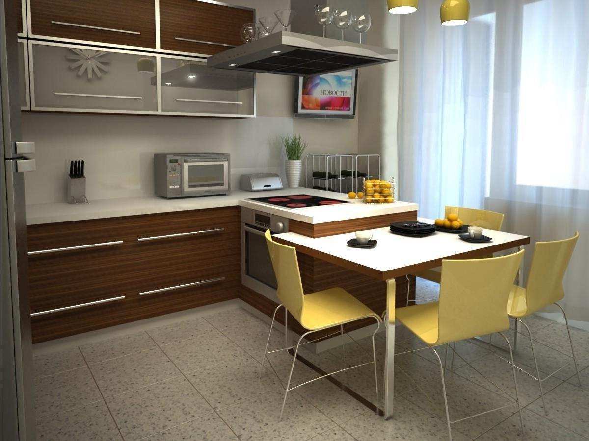 Кухня интерьер фото 10 кв метров