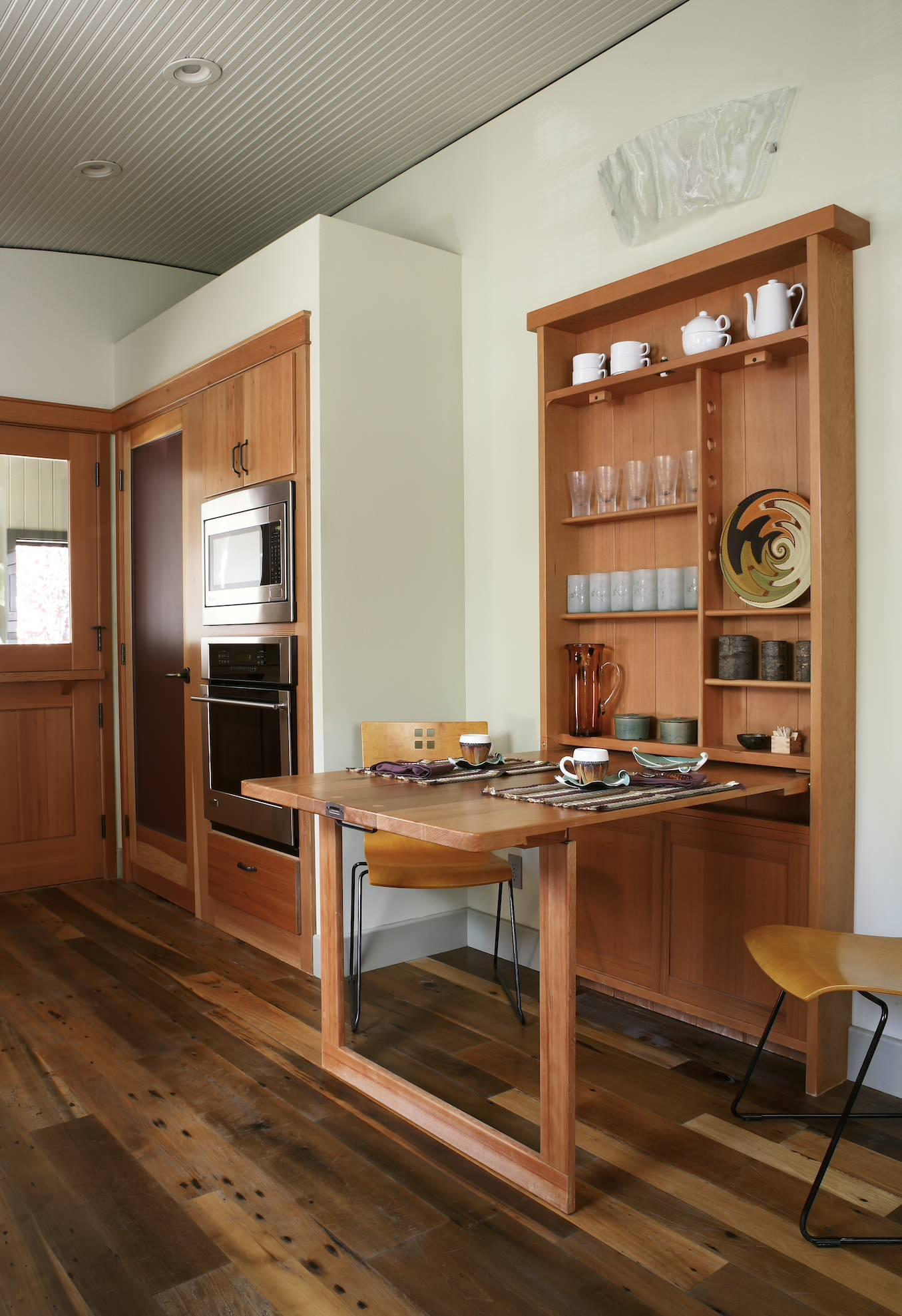 Кухонные столы раскладные для маленькой кухни: 60+ лучших ид.