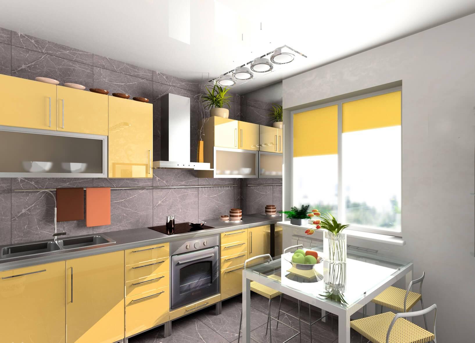 Особенность отделки для кухни